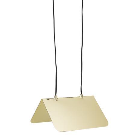Taklampa Gold Metal, Koristeet