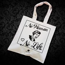 Adopt a Fly - kangaslaukku - Suunnittelu No woman no cry