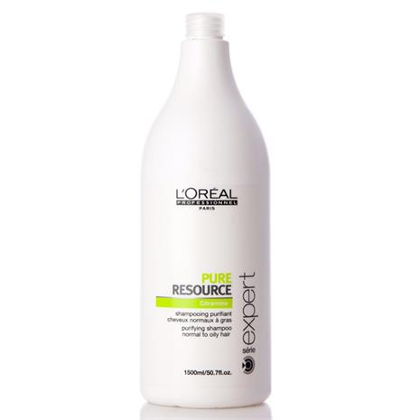 LOreal Professionnel Serie Expert - Pure Resource Shampoo 1500 ml.