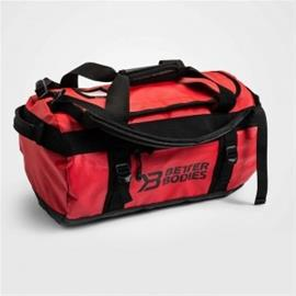 Gym Duffel Bag, Bright Red