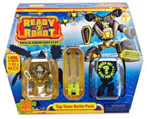 Ready2Robot, Battle Pack, Tag Team