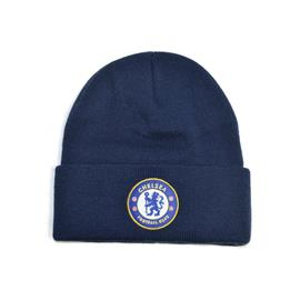 CHELSEA TURN UP HAT NAVY