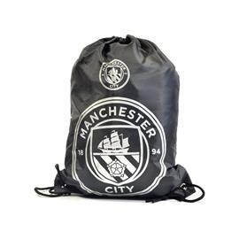 MANCHESTER CITY REACT BLACK GYMBAG