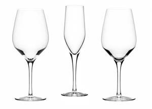 Glasservis 4x3 delar, WineGlass