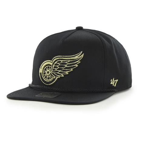 47 BRAND NHL DETROIT RED WINGS CAP CTL BKA SNAPBACK