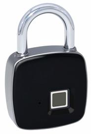 Keyless Smart Fingerprint Lock IP65 Waterproof Safe Lock USB Charge Electric Luggage Lock