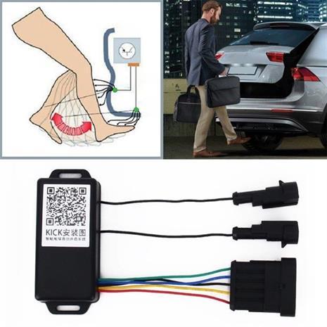 Automaattinen auton takaluukun avaaja, CarCareAndService