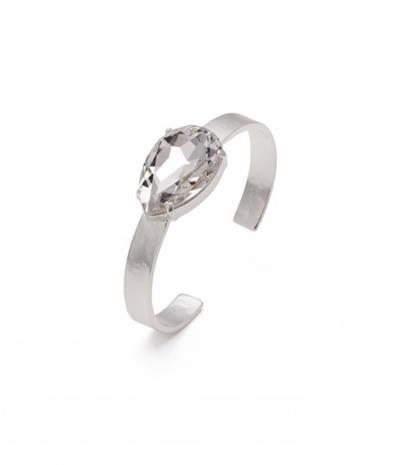 Bud to Rose Armband Noble klar/silver