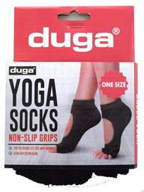 DUGA Strumpor Yoga Socks med öppen tå