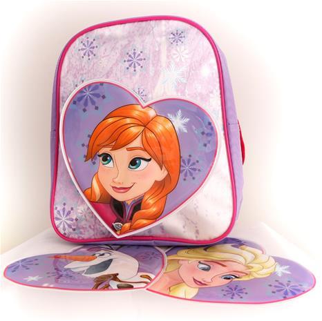 Frozen Change the faces Preschool Koululaukku esikouluun