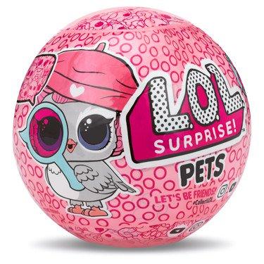 L.O.L. Surprise Pets series 4