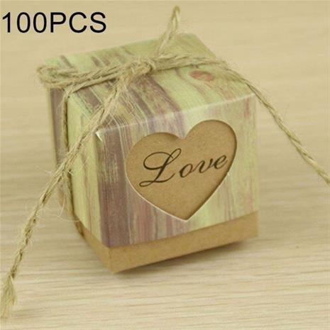 Illalliskoristeet 100-pakkaus - LOVE, Toys