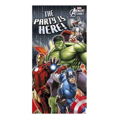 Avengers Heroes ovi Sisustus