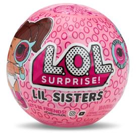 L.O.L. Surprise Lil Sisters series 4
