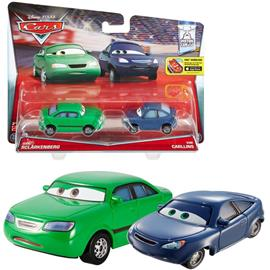Disney Pixar Cars - Dan Sclarkenberg and Kim Carllins - 2 pack