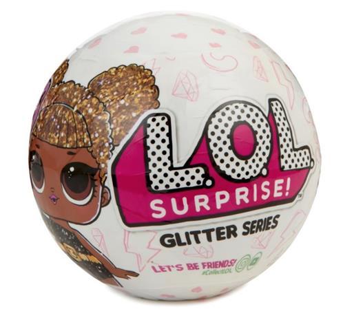 L.O.L. Surprise Dolls Glitter series