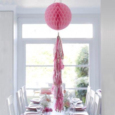 Rosa Honeycomb Tassel