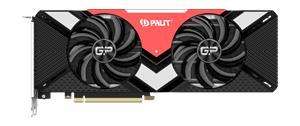 Palit GeForce RTX 2080 GamingPro 8 GB, PCI-E, näytönohjain
