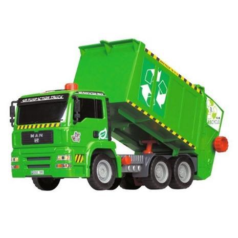 Dickie Toys Suuri Jäteauto