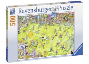 Ravensburger Jalkapallo-ottelu Palapeli 500