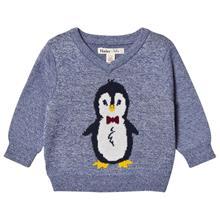 Pingviini Paita Sininen18-24 months