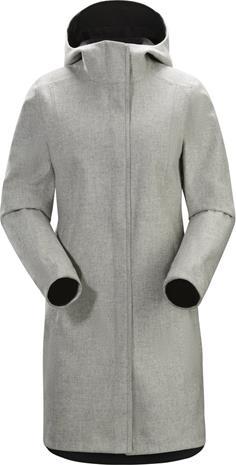 Arc'teryx Embra Naiset takki , harmaa