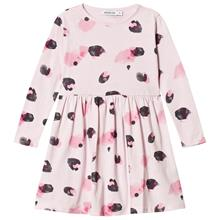 Waist Dress Fur AOP Light Pink2v (86/92 cm)