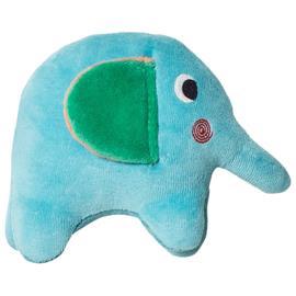 Blue Elephant Toy