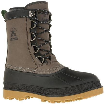 Kamik William Miehet kengät , harmaa/musta
