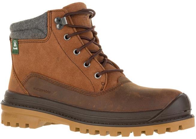 Kamik Griffonmid Miehet kengät , beige