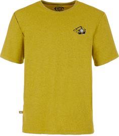 E9 Turner Miehet Lyhythihainen paita , keltainen
