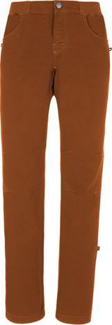E9 Mon 10 Miehet Pitkät housut , oranssi