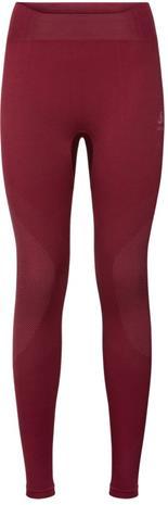 Odlo Suw Performance Warm Naiset alusvaatteet , punainen