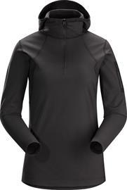 Arc'teryx Rho LT Naiset Pitkähihainen paita , musta
