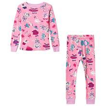 Dress Up Cats Pyjamas Vaaleanpunainen4 years