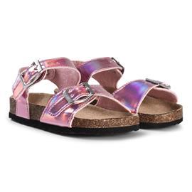 Sandaalit Hohtavan vaaleanpunaiset36 (UK 3)