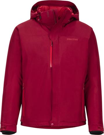 Marmot Synergy Featherless Miehet takki , punainen