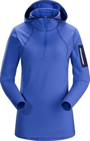 Arc'teryx Rho LT Naiset Pitkähihainen paita , sininen