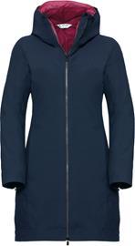 VAUDE Annecy III Naiset takki , sininen