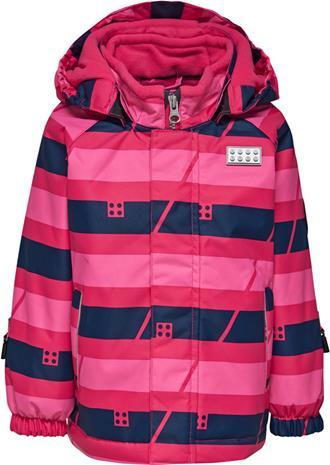 LEGO wear Josie 773 Lapset takki , vaaleanpunainen