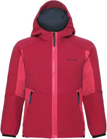 VAUDE Rondane III Lapset takki , vaaleanpunainen