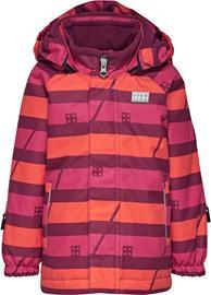LEGO wear Josie 773 Lapset takki , punainen