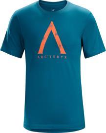 Arc'teryx Megalith Miehet Lyhythihainen paita , sininen