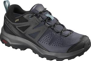 Salomon X Radiant GTX Naiset kengät , harmaa