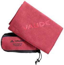 VAUDE Sports II Pyyhe M , punainen