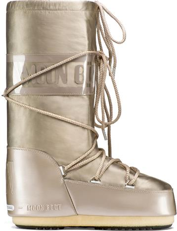 Moon Boot Glance Naiset saappaat , beige