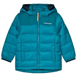 Lä¥ven Kids Jacket Glacier Blue110 (4-5 v)