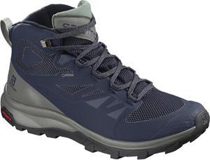 Salomon OUTline Mid GTX Miehet kengät sininen e05ab15439