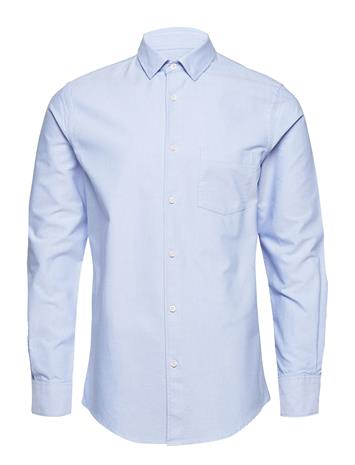 Filippa K M. Tim Oxford Shirt LIGHT BLUE