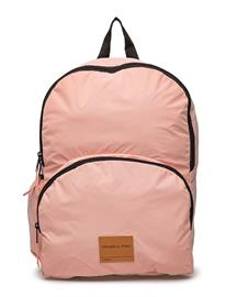 Polarn O. Pyret Backpack Solid School FADED ROSE